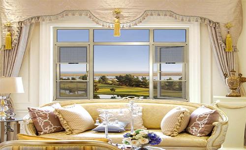 客厅平开窗50系列
